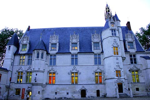 Museum in the Episcopal Palace in Beauvais
