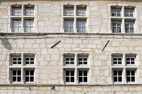 fenêtres de la Renaissance à Belley