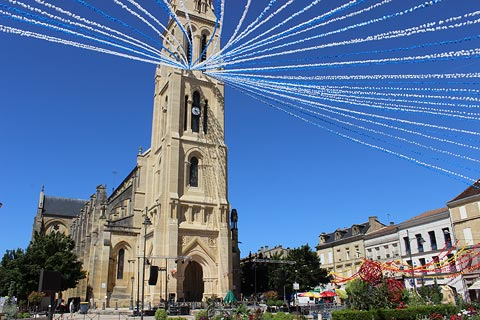 Bergerac France travel and tourism attractions and sightseeing and