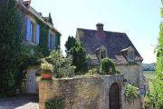 beynac-houses