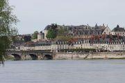 town-across-loire-river
