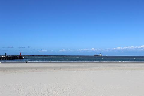 Boulogne beach