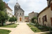 bourdeilles-church