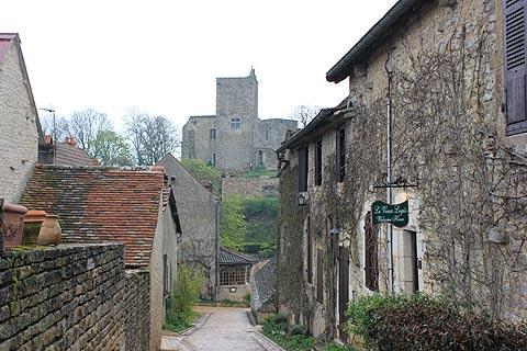 Rue ancienne de Brancion
