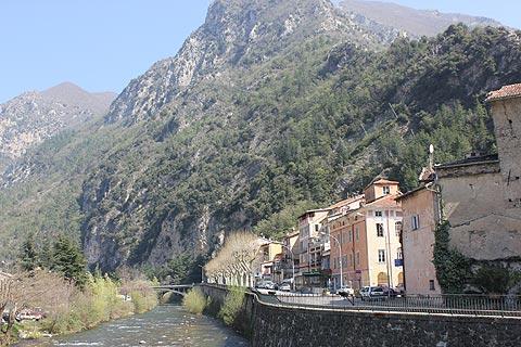 Photo de vallée de la Roya