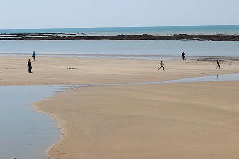 Bretignolles-sur-Mer plage, Vendée