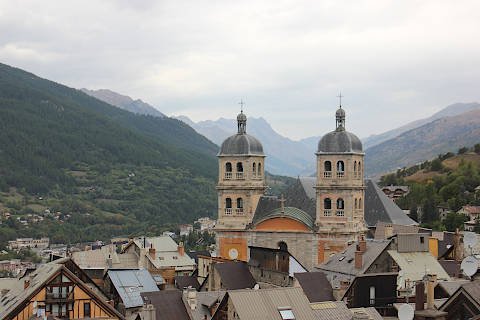 Briancon church