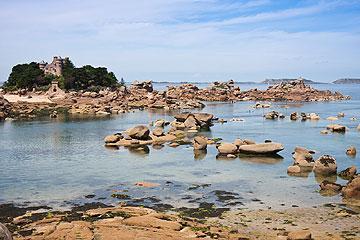 Ploumanach plage