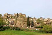 bruniquel-village