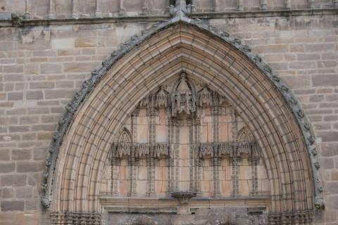 Portal de la cathédrale de Cahorsl