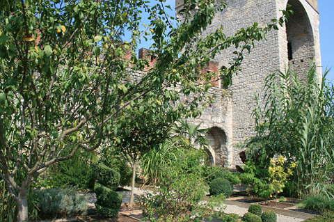 fortifications et jardin de Cahors