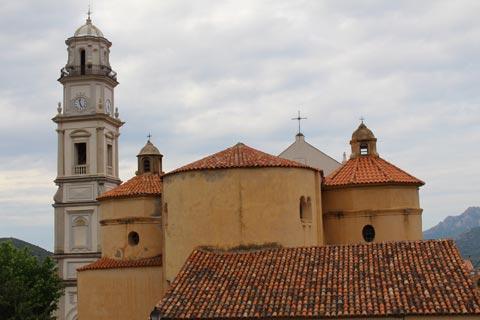 eglise de Calenzana