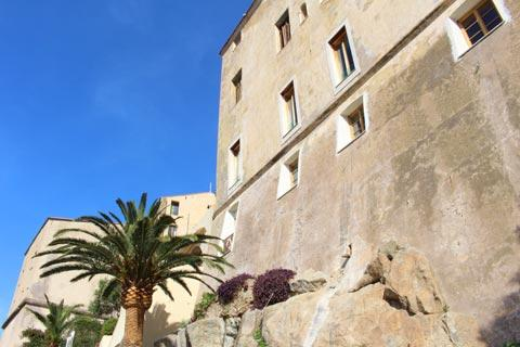 Calvi Corsica travel and tourism attractions and sightseeing and