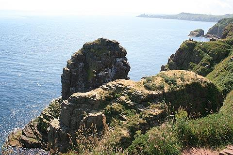 cliffs at Cap-Fréhel