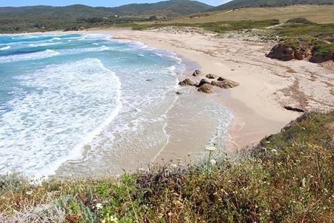 Grand Capo beach