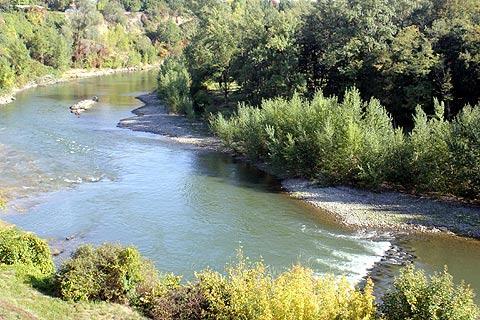 Garonne à Carbonne