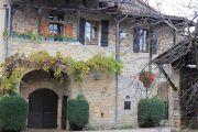 pretty-village-house