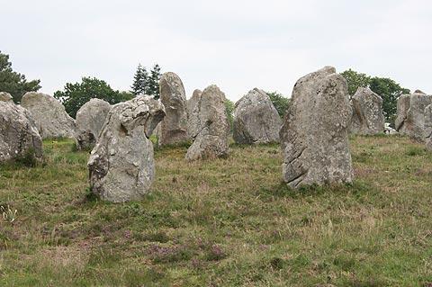 menhir de carnac