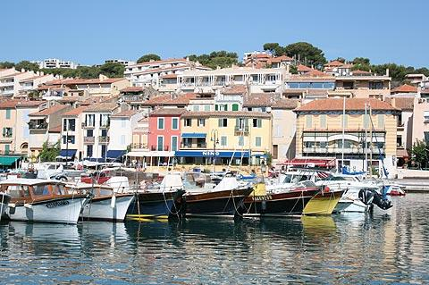 cassis france travel and tourism attractions and