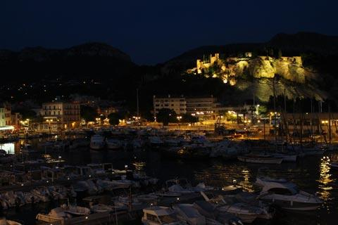Cassis France travel and tourism attractions and sightseeing and