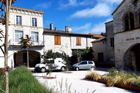 mairie de Castillonnes