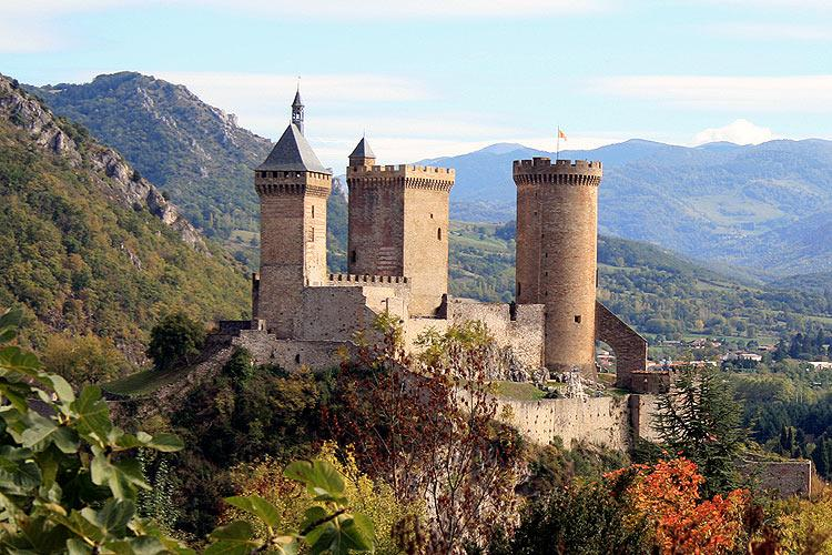 10 лучших замков Франции