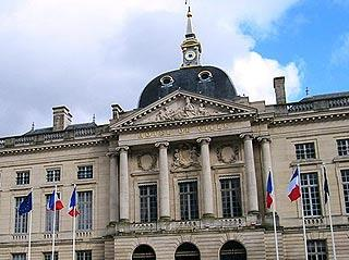Town Hall in Chalons