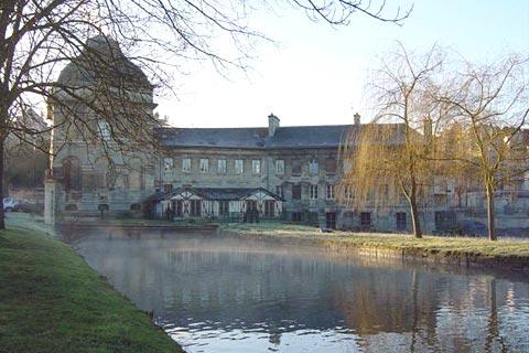 Moulin des Princes en Chantilly