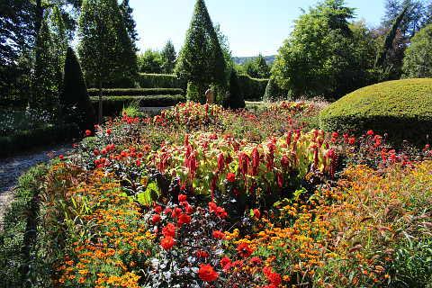 jardin du Chateau de Boutemont