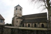 chateau-chalon-church