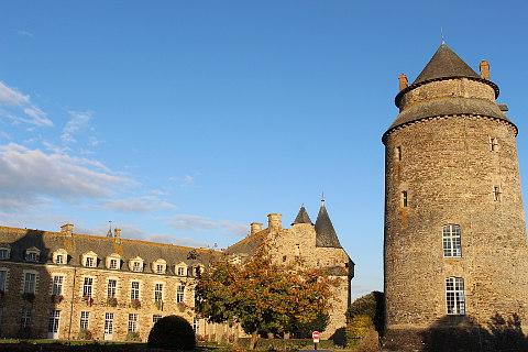 Chateau of Chateaugiron