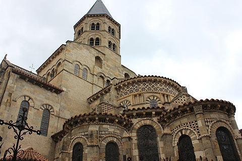 Basilica à Clermont Ferrand