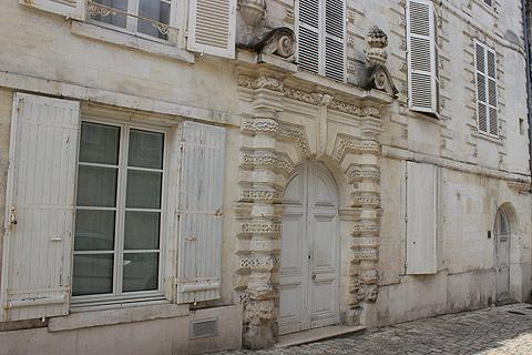 Hotel Brunet de Bocage de Cognac