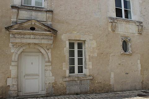 Hotel Perrin de Boussac de Cognac