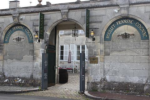 Roullet-Fransac distillerie de Cognac