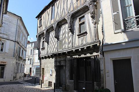 Cognac Maison de la Lieutenance