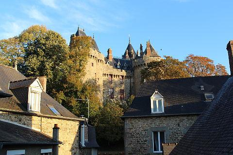 Combourg Castle