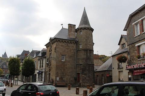 Maison de la Lanterne, Combourg