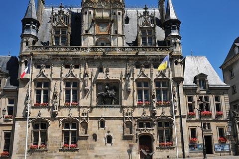 Town Hall in Compiegne