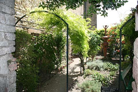 Jardin du Paradis in Cordes-sur Ciel