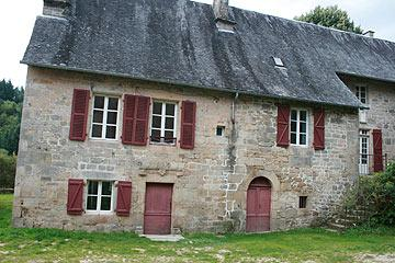 traditional farmhouse in Limousin