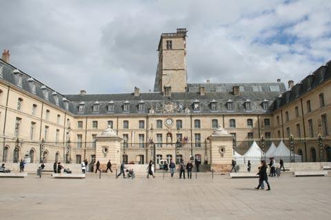 Palais des Etats à Dijon
