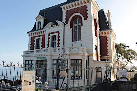 Villa Rochs-Brunes de Dinard