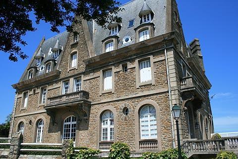 Villa du 19ème siècle à Dinard