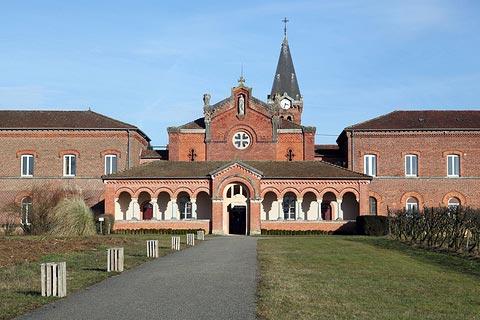 Abbaye de Notre-Dame de la Dombes