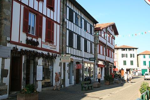centre village