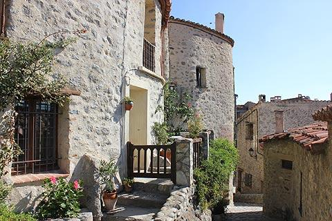 Centre d'Eus village historique