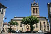 excideuil-church