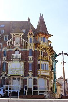 Mers-les-Bains villa
