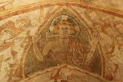 church-crypt-fresco-christ